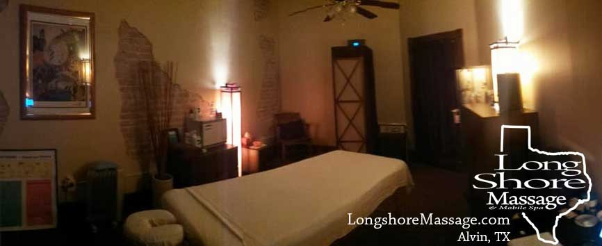 Longhsore Massage in Alvin, TX