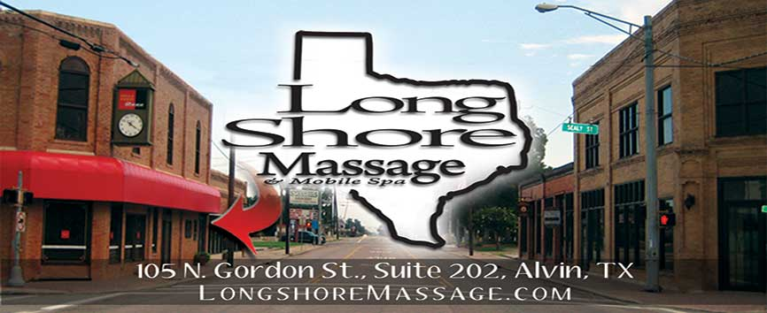 Longshore Massage, Alvin, TX office